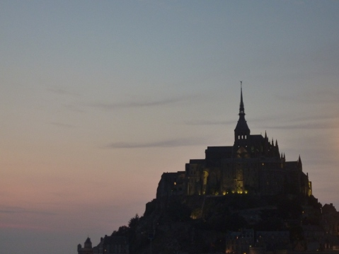 magical mont saint michel