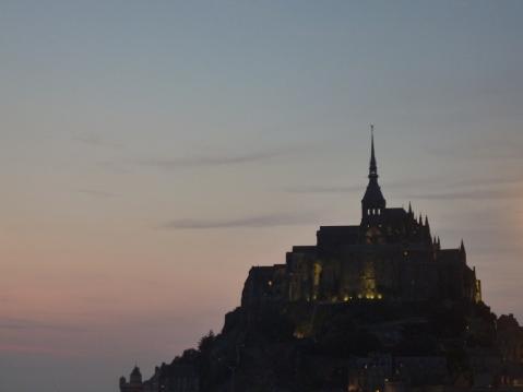 magical mont saint michel