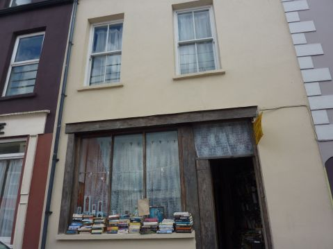book store in Ireland