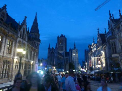 ghent is where i went
