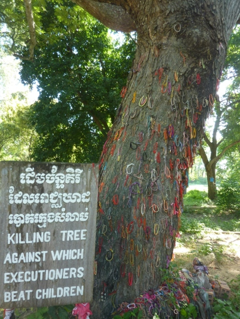 Killing Fields at Phnom Penh
