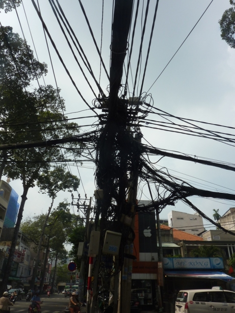 electricity in southeast Asia