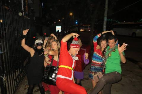 dancin in the street