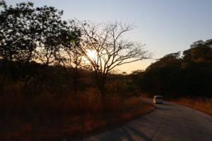 road trip through Africa